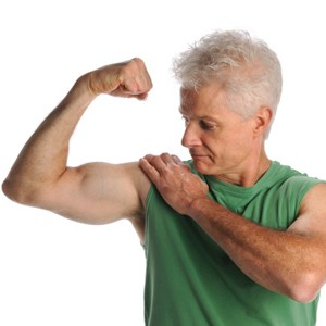 Keep muscle as you age