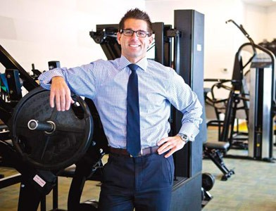 Luke Carlson, Discover Strength CEO, High Intensity Training Expert