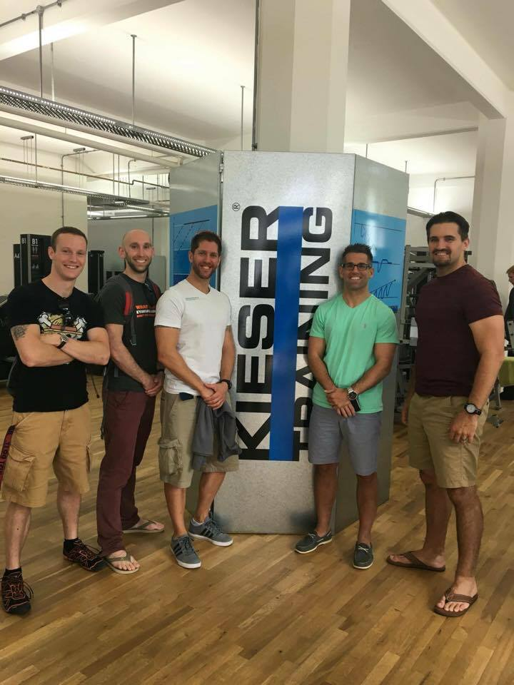 Kieser Training in London