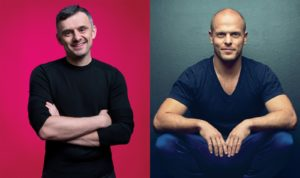 Gary Vaynerchuk and Tim Ferriss