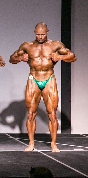 John Heart - HIT Bodybuilder