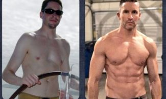 Ted Naiman Bulked Up and Shredded